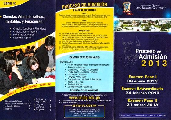 ElpostulanteInformacion2013a